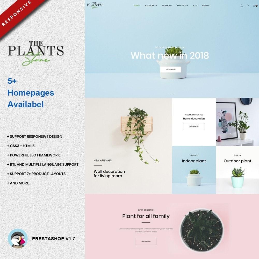 Plant Store - Gardening & Houseplants