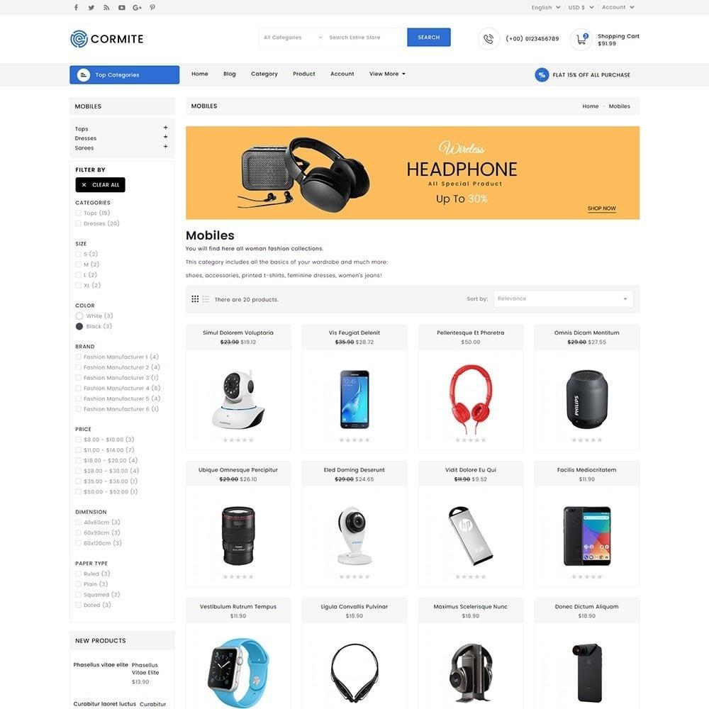 theme - Electronics & Computers - Cormite Electronics Store - 5
