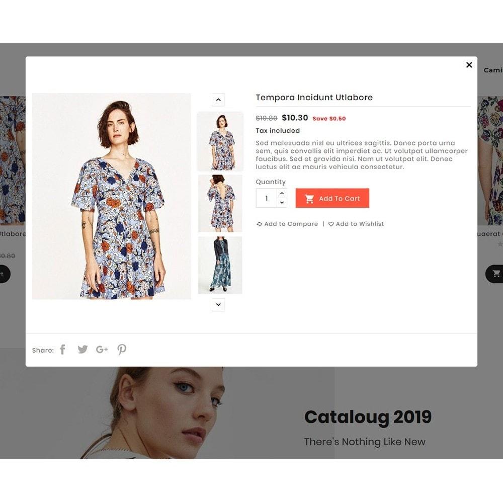 theme - Moda & Obuwie - Bowdiar Fashion & Floral Style - 8