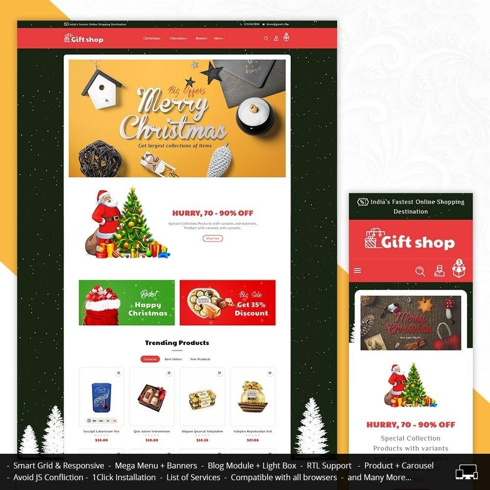 Christmas - Gift Shop