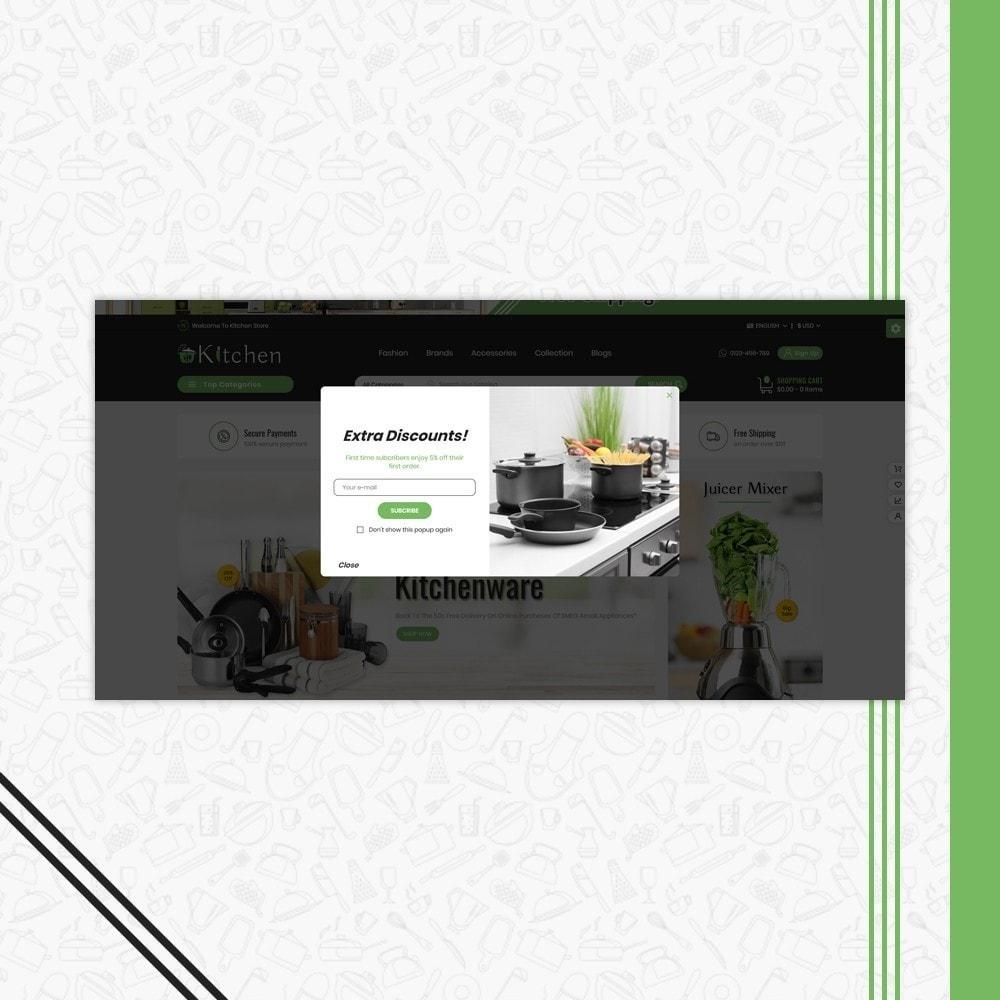 theme - Home & Garden - Kitchen Shop - 8