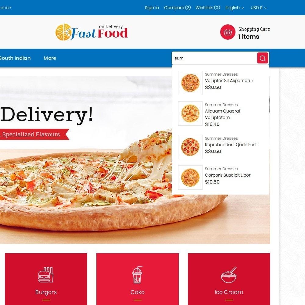 theme - Alimentos & Restaurantes - Pizza Fast Food - 13