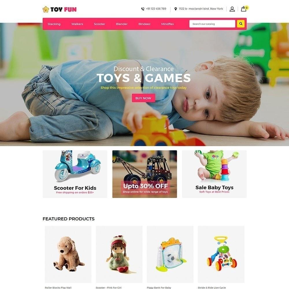 Speelgoedventilator - Kindergeschäft