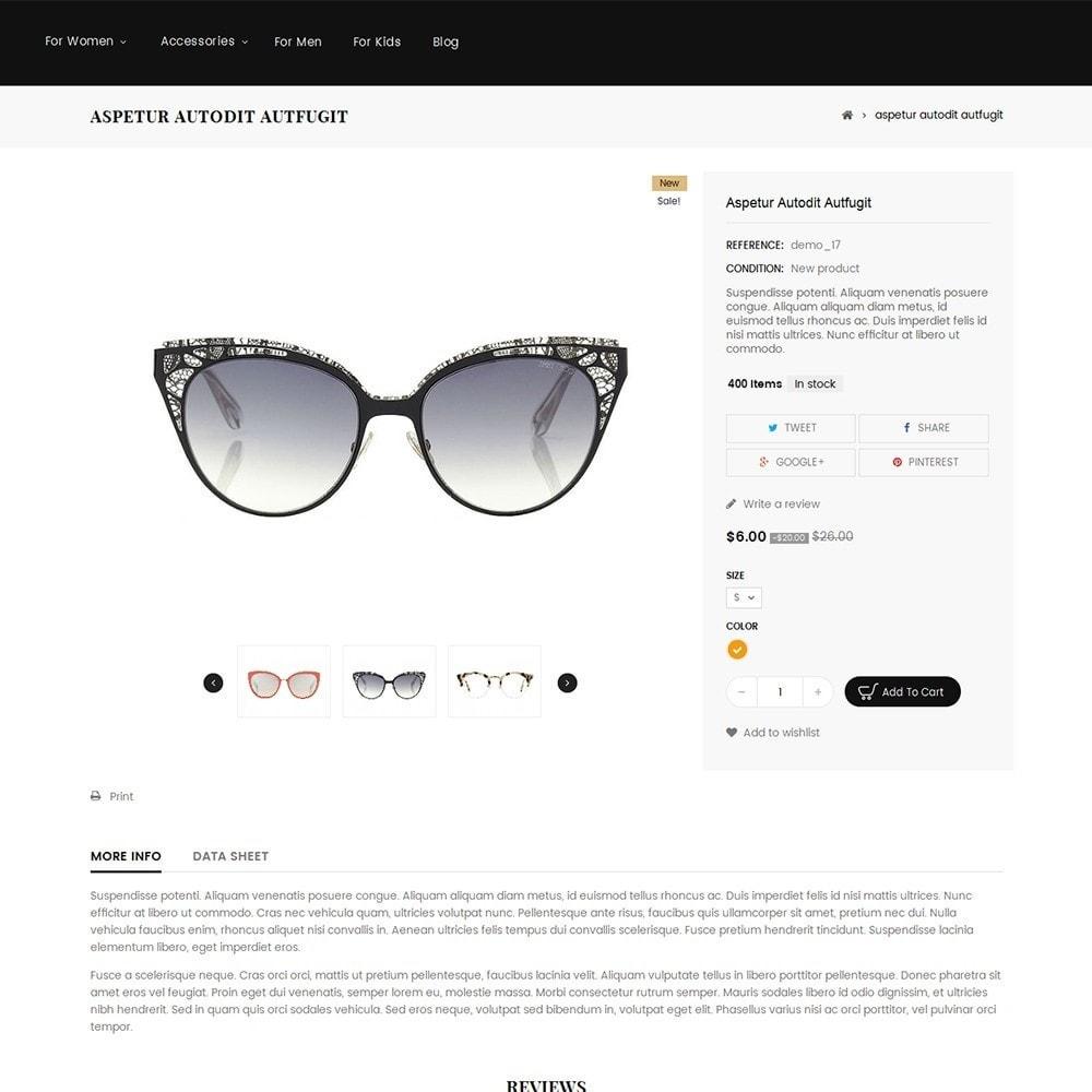 theme - Moda y Calzado - Sunshine - Goggles Store - 4
