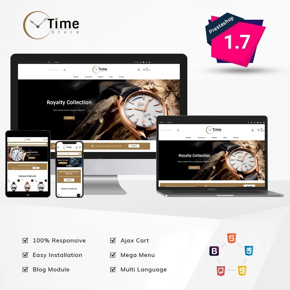Time Store -Watch
