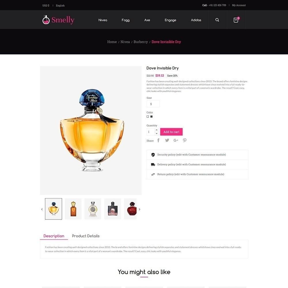 theme - Fashion & Shoes - Smelly - Fashion Accessories - 5