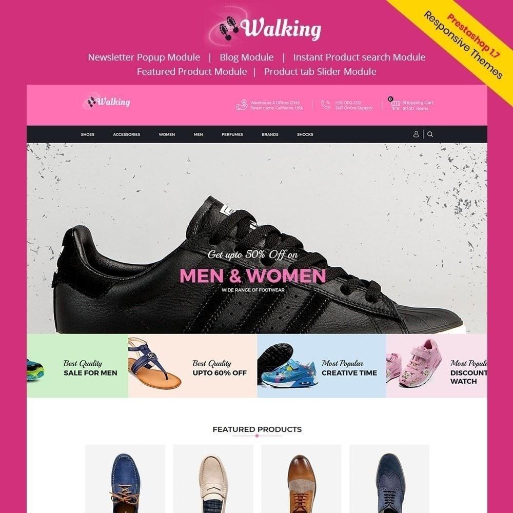 theme - Fashion & Shoes - Walking - Shoes Store - 1