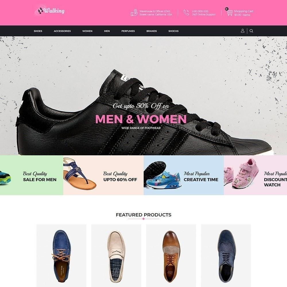 theme - Fashion & Shoes - Walking - Shoes Store - 2