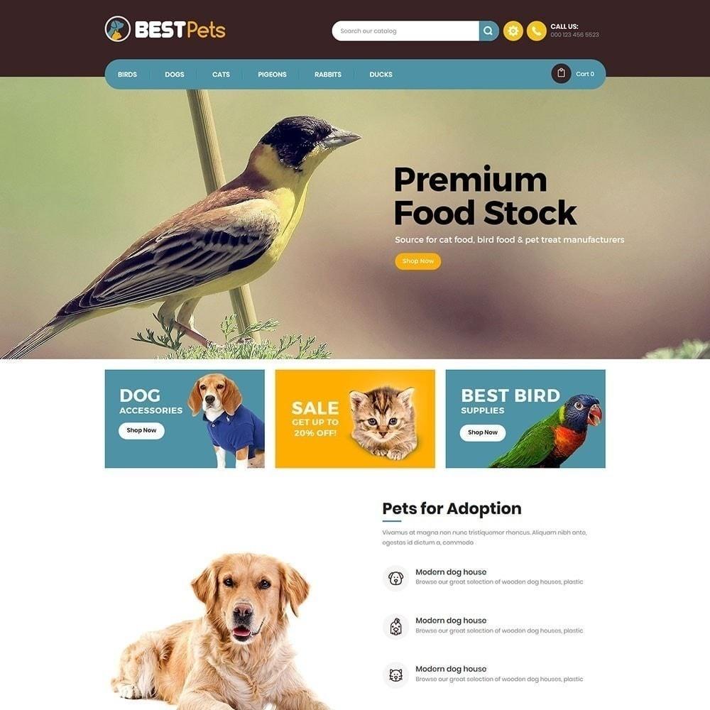 theme - Animals & Pets - Bestpet Pet Store - 2