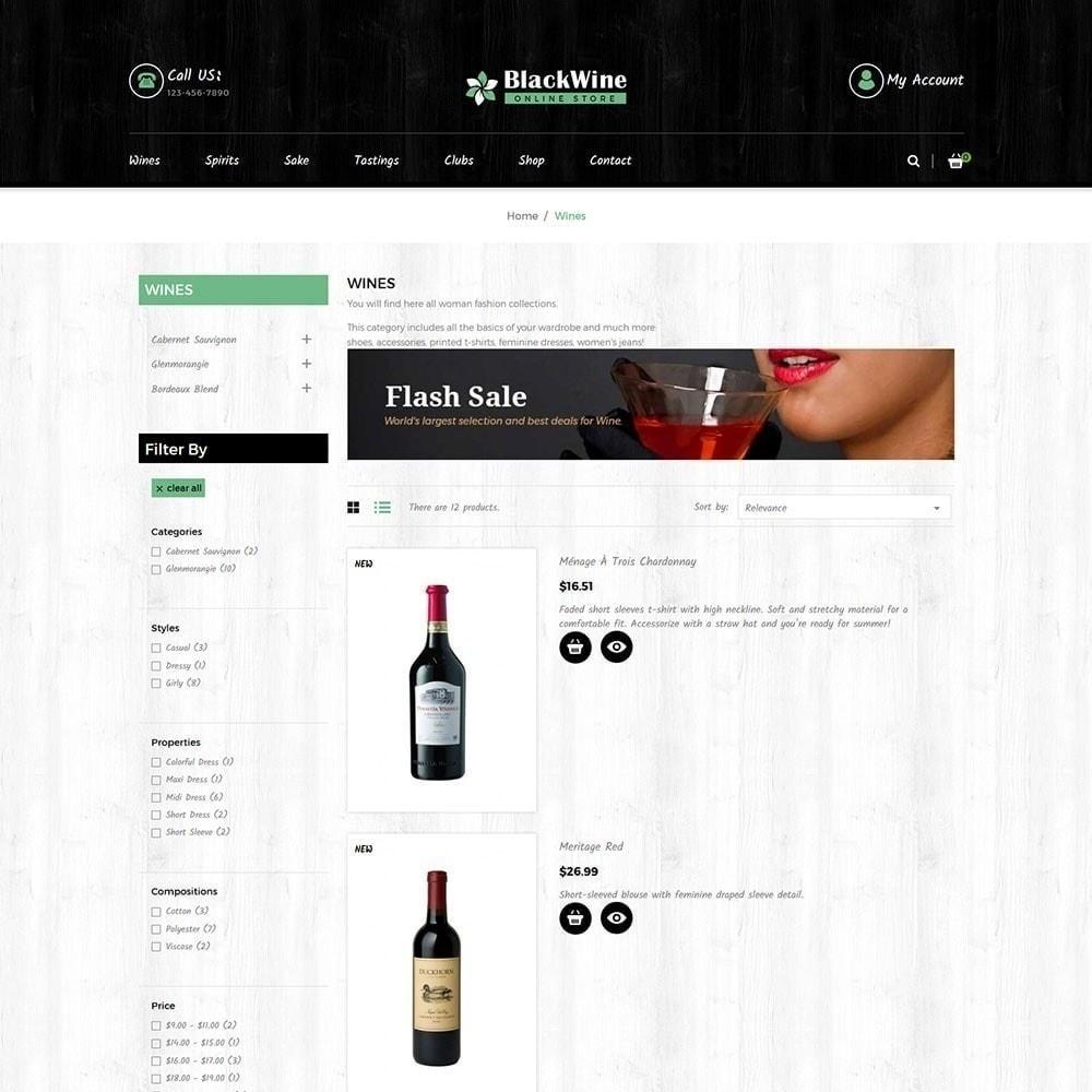Blackwine Wine Store