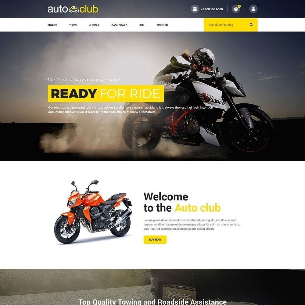 theme - Samochody - Auto Part - Tool Store - 2