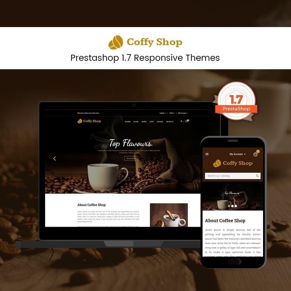 theme - Cibo & Ristorazione - Negozio di caffè - 1