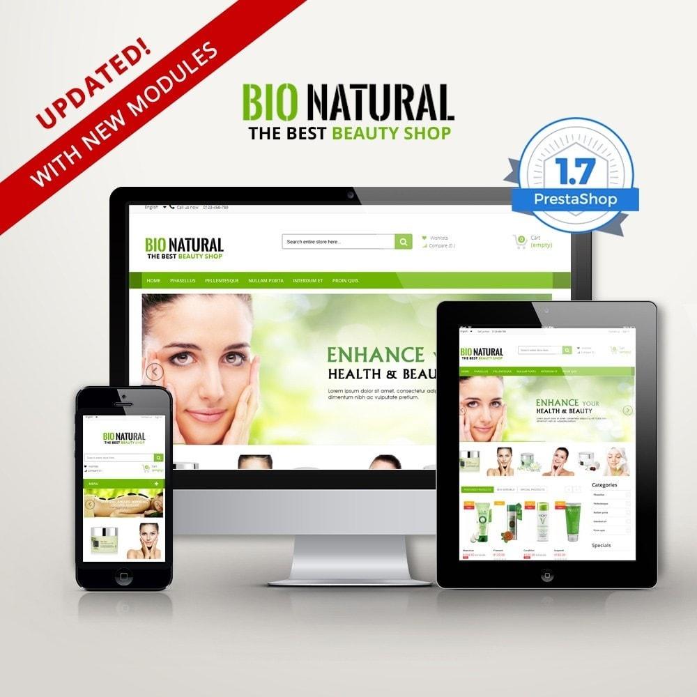 theme - Salud y Belleza - Ultra Bio Naturals Premium - 1