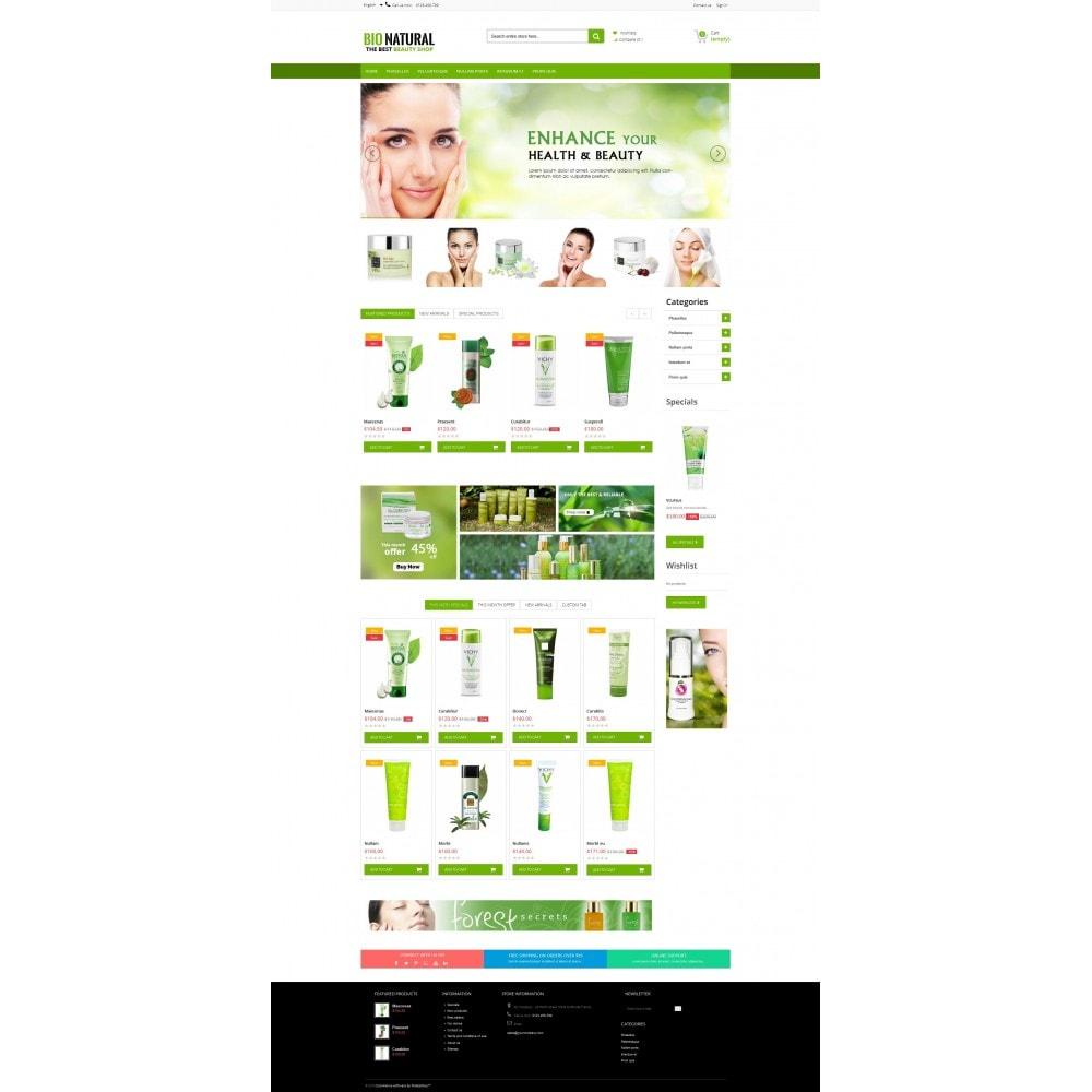 theme - Salud y Belleza - Ultra Bio Naturals Premium - 2