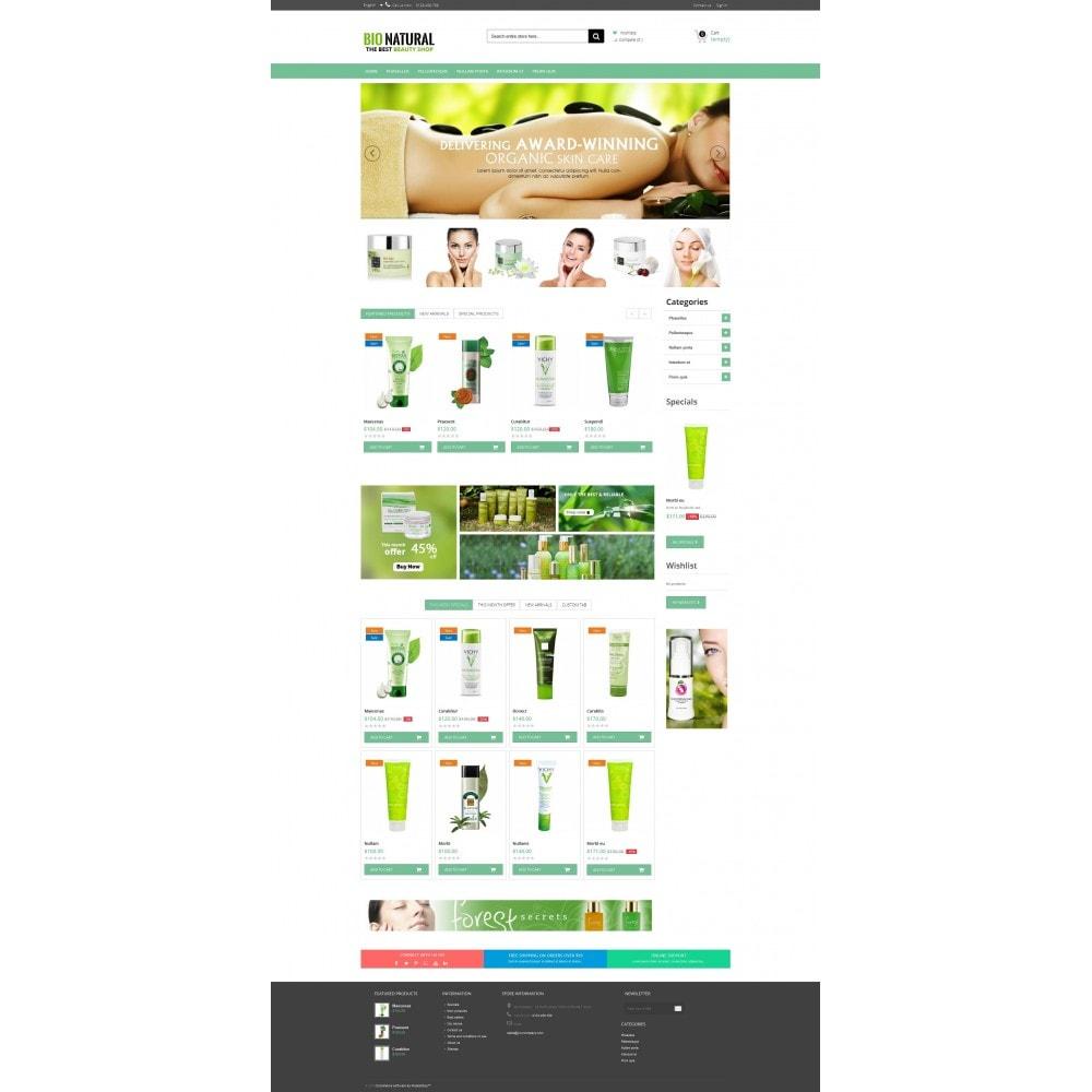 theme - Salud y Belleza - Ultra Bio Naturals Premium - 5