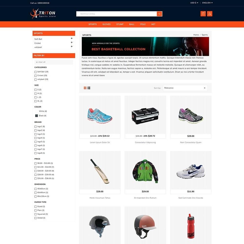Triton Sport Shop