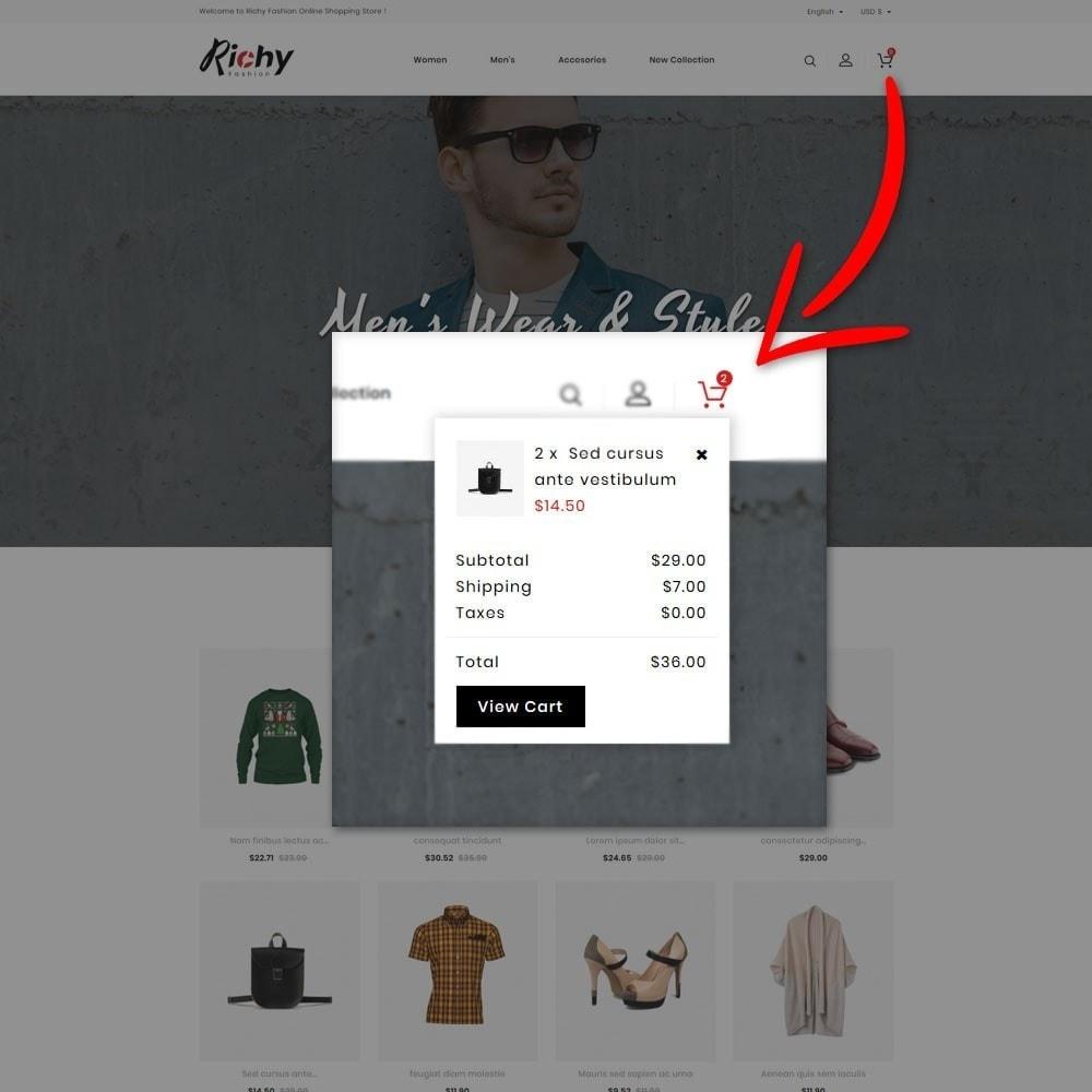 theme - Fashion & Shoes - Richy Fashion Store - 6
