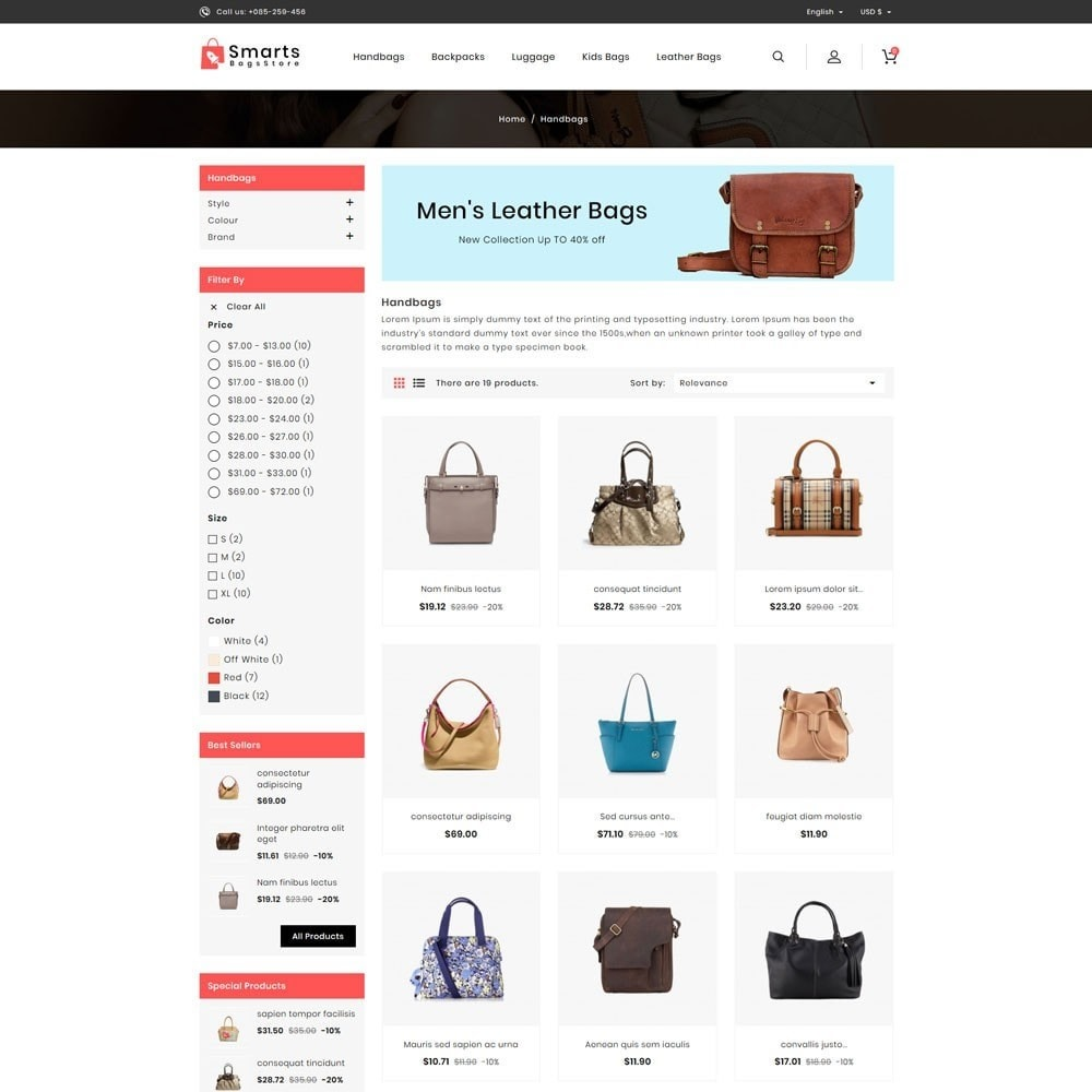 Smart Bag Store