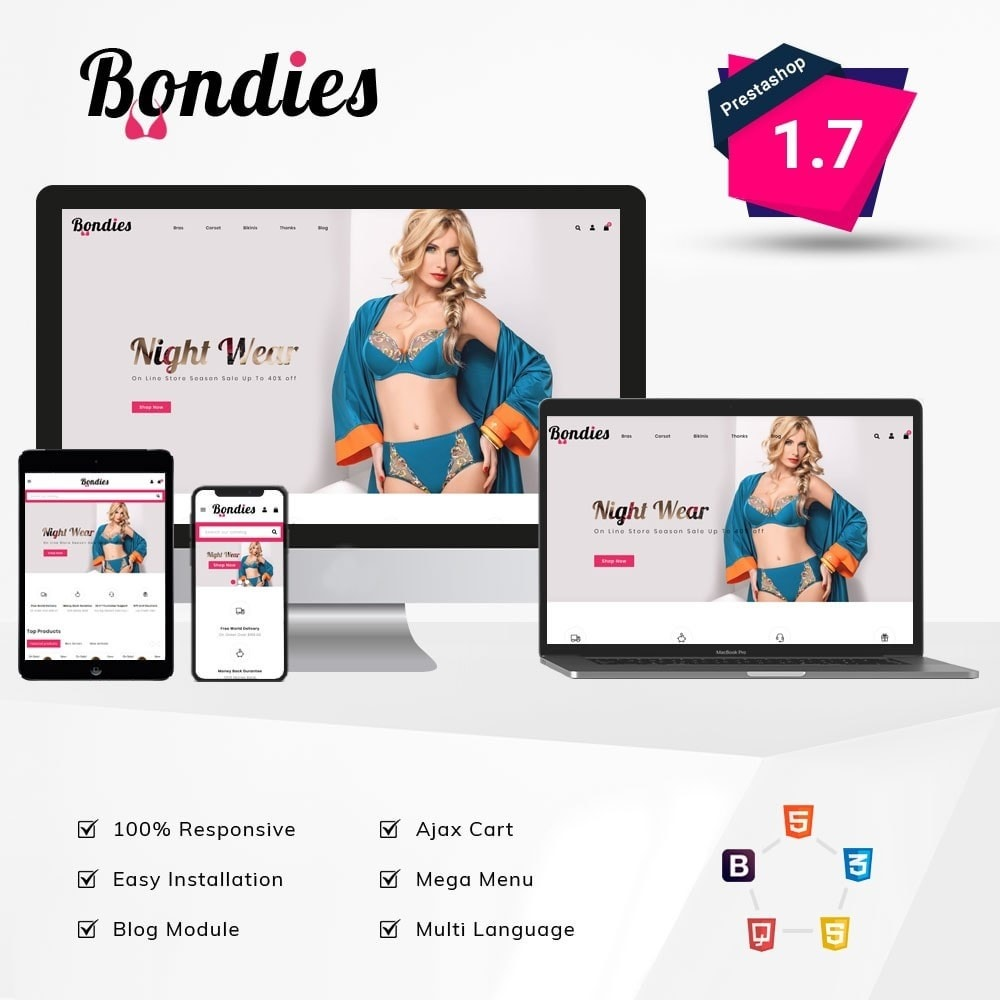 Bondies Lingerie Store