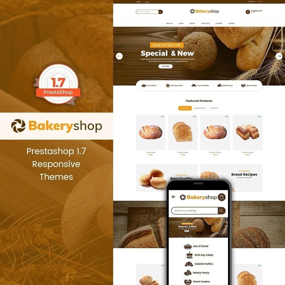 theme - Eten & Restaurant - Bakkerijvoedselwinkel - 1