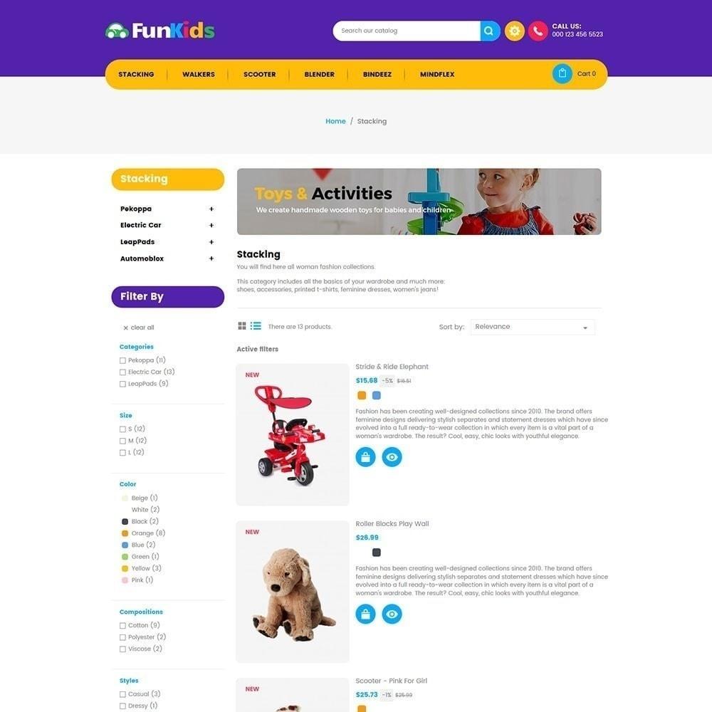 theme - Kinderen & Speelgoed - Fun Kids - Speelgoedwinkel - 4