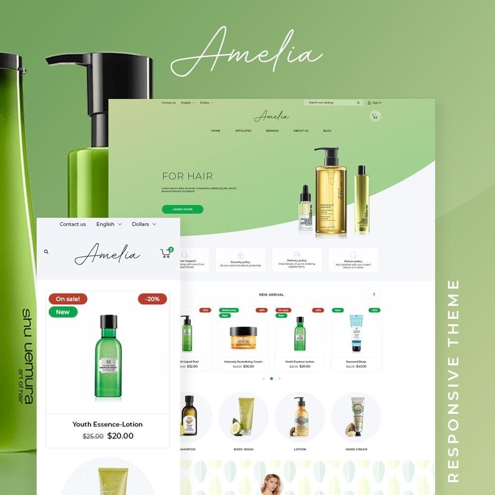 Amelia Cosmetics