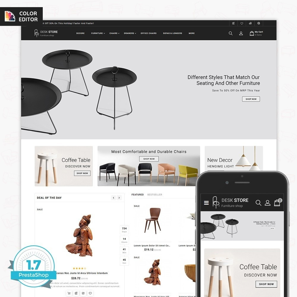 DeskMart -  The Furniture Store