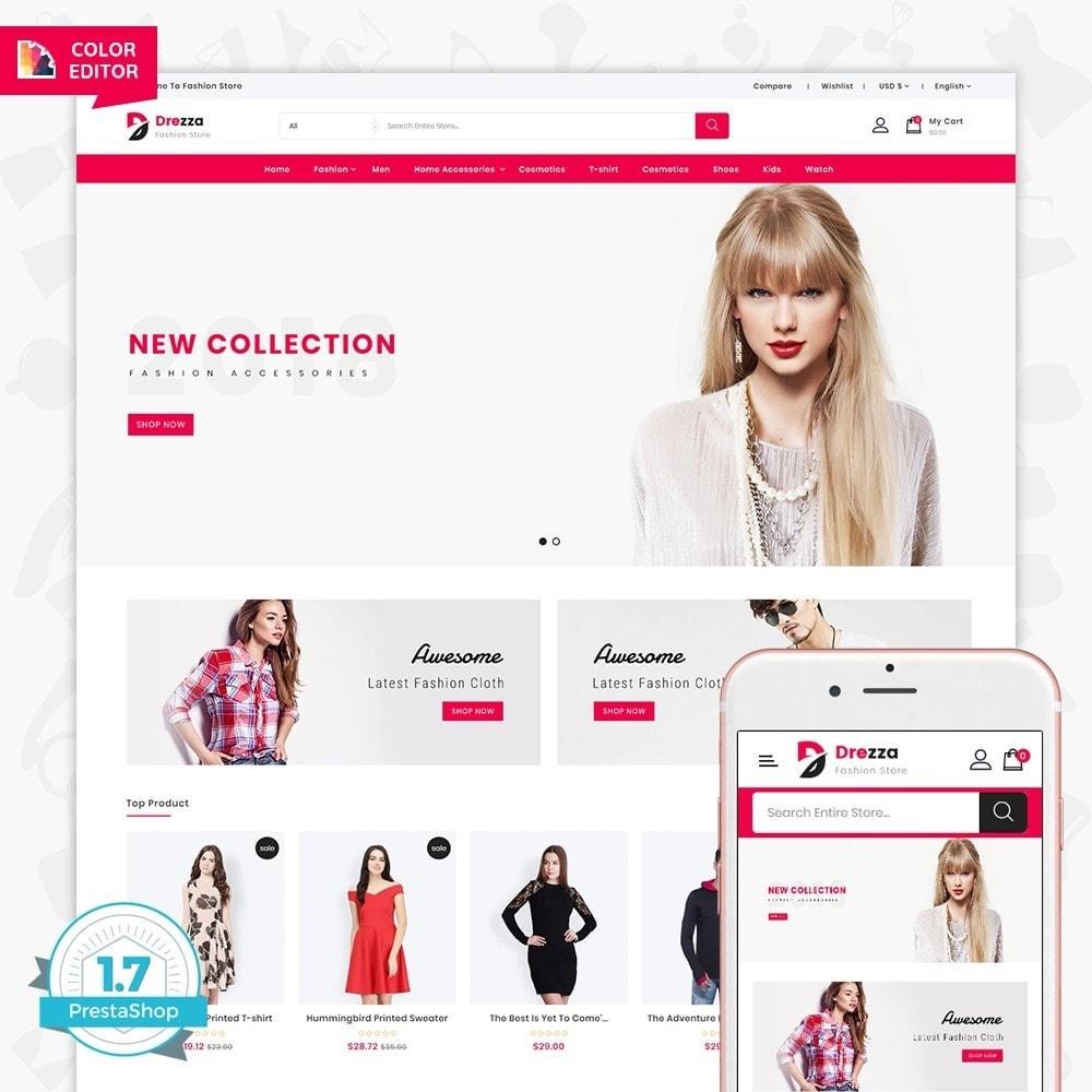Drenzza - Fashion Store