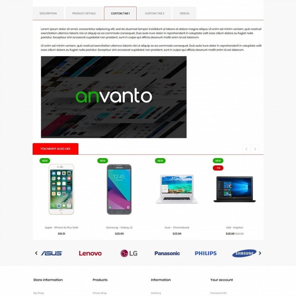 theme - Electronics & Computers - Amarantus - High-tech Shop - 8