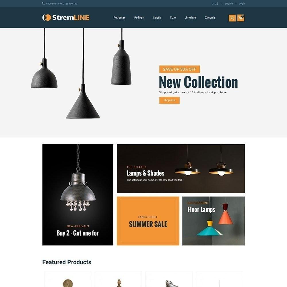 Strem Line Light Store