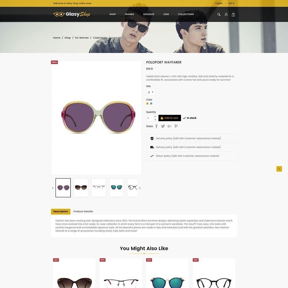 theme - Mode & Schoenen - Zonnebril Fashion Store - 3
