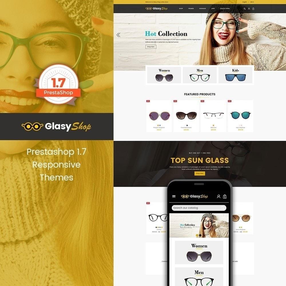 theme - Moda & Obuwie - Sun Glass Fashion Store - 1