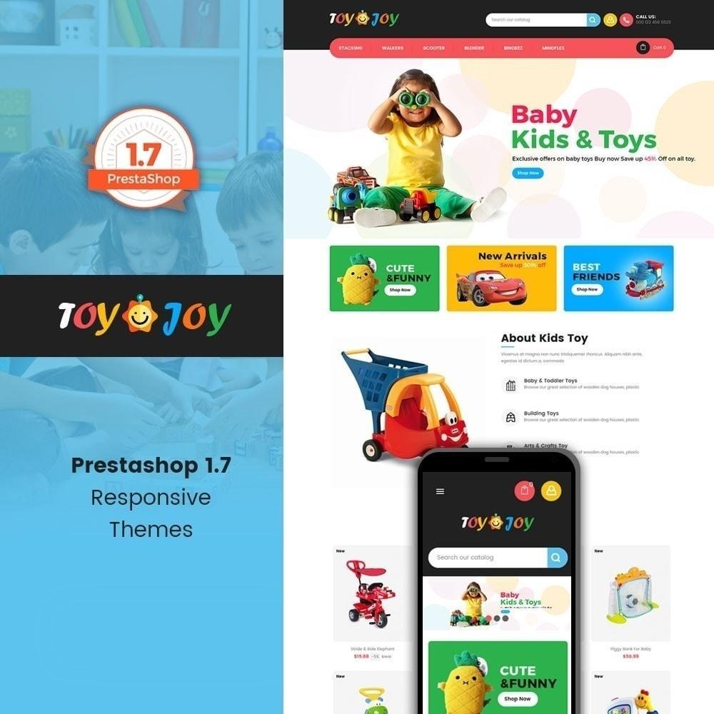 theme - Kids & Toys - Toy Joy Kids Store - 1
