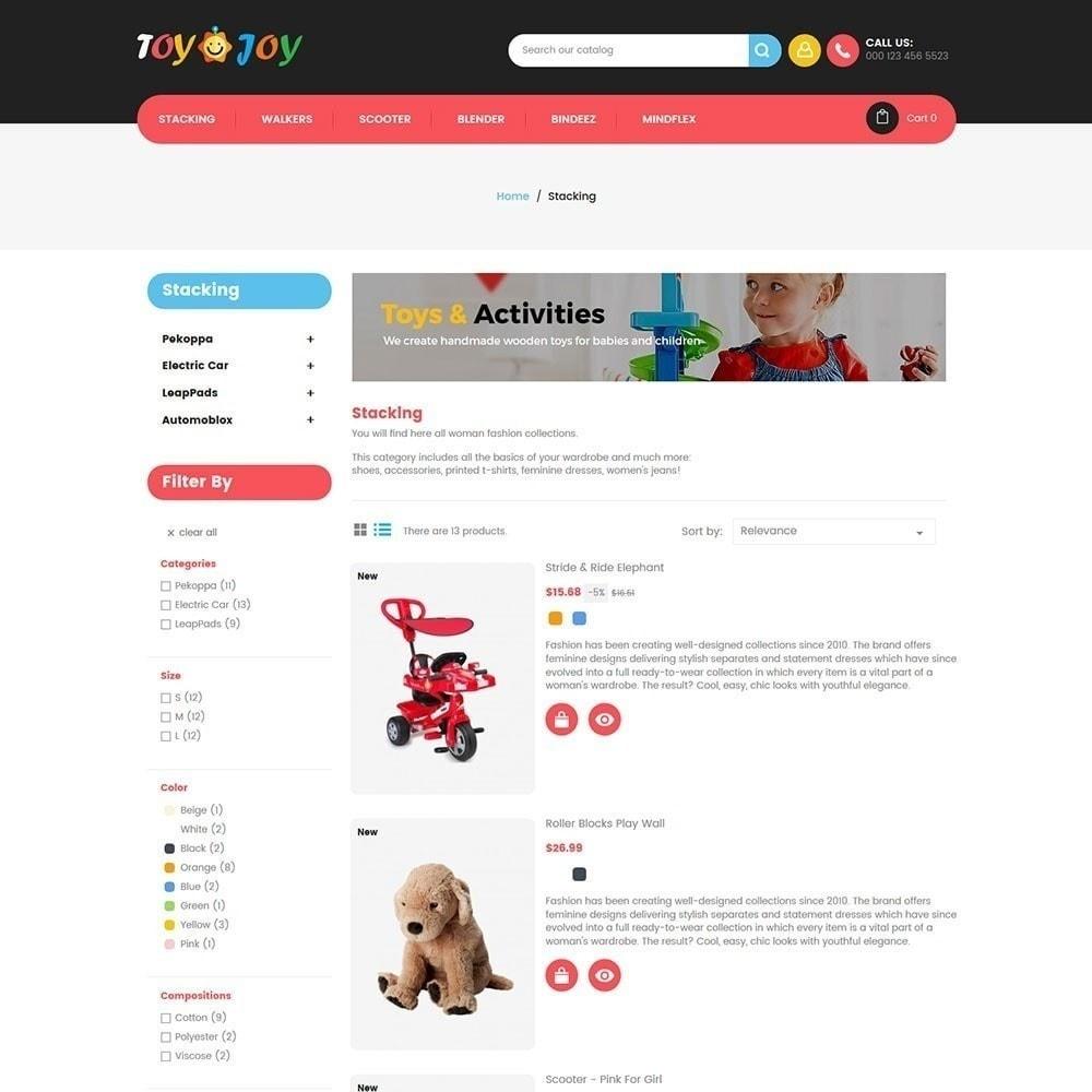 theme - Kinderen & Speelgoed - Toy Joy Kids Store - 4