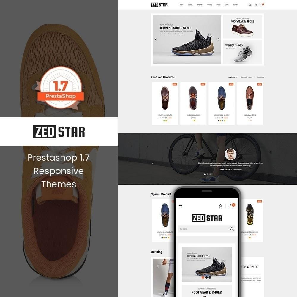 theme - Mode & Schuhe - Zed Star Fashion - 1