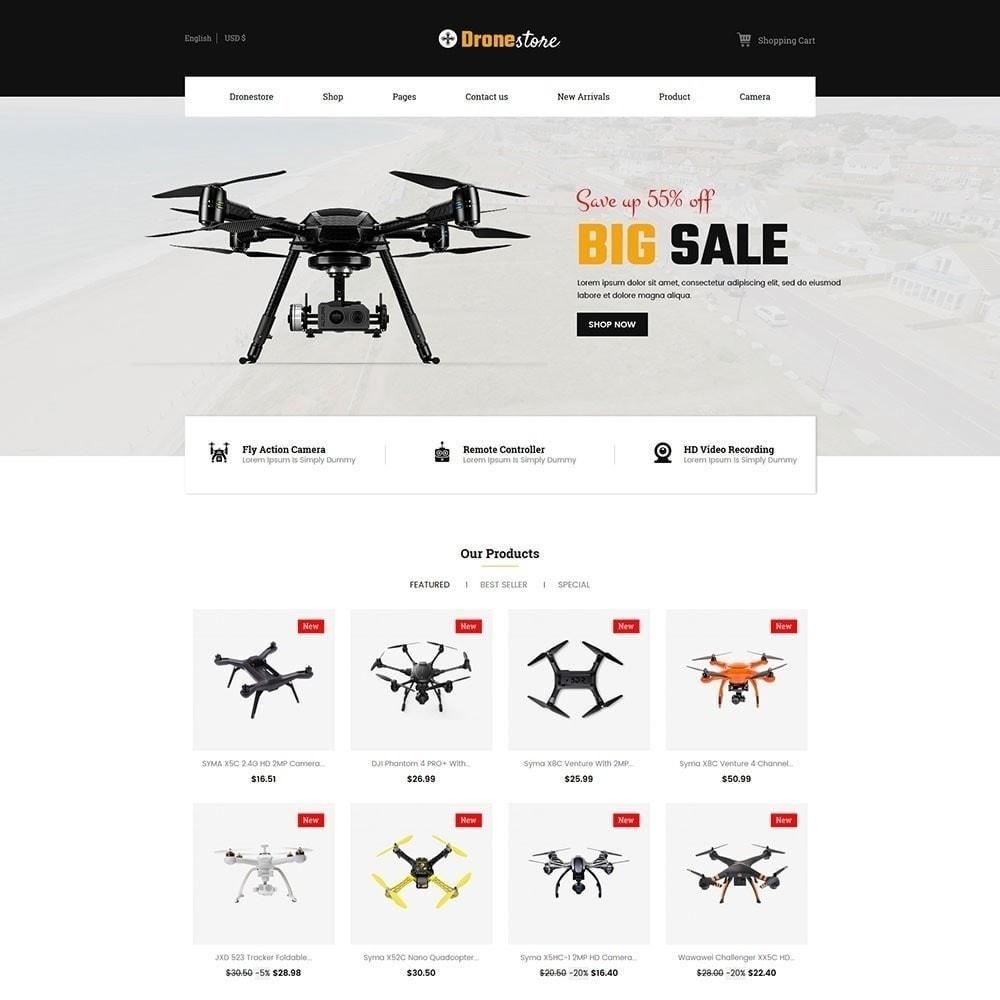 Drone - Magasin numérique