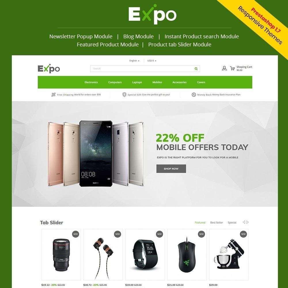 Expo - Electronics Store