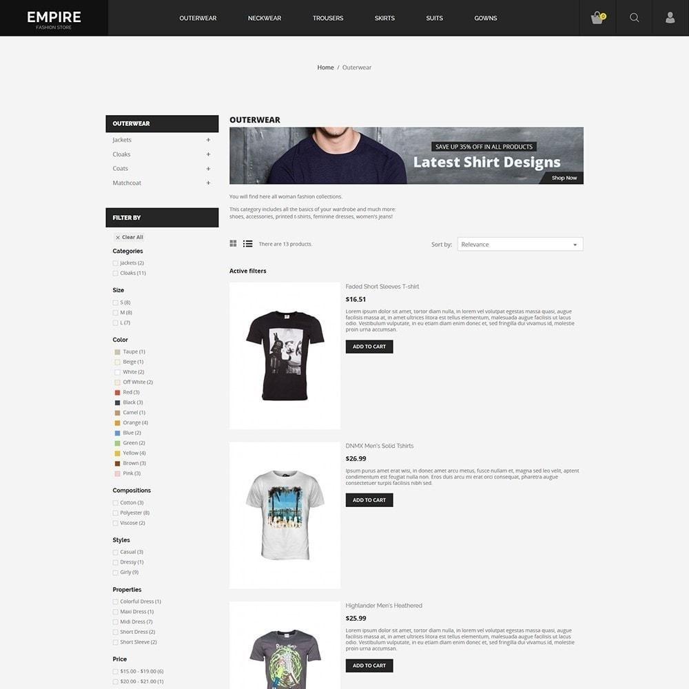 theme - Moda & Calzature - Empire Fashion Store - 4