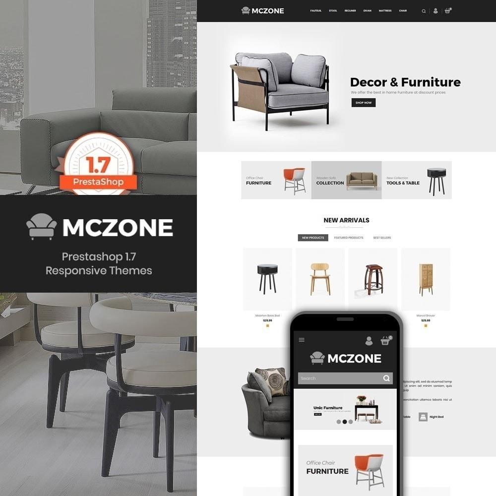 theme - Arte y Cultura - Tienda de muebles MacZone - 1