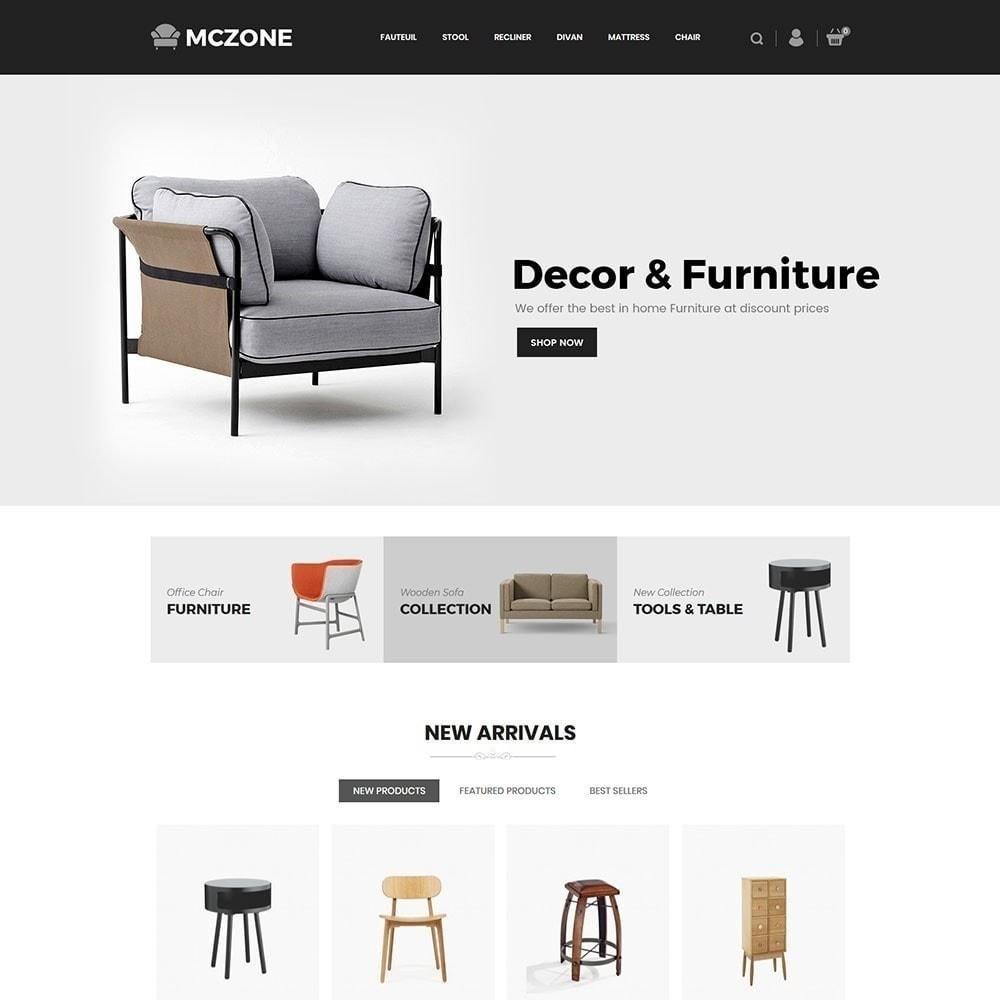 theme - Arte y Cultura - Tienda de muebles MacZone - 3