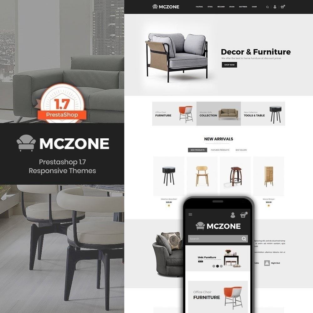 theme - Arte & Cultura - MacZone Furniture Store - 2