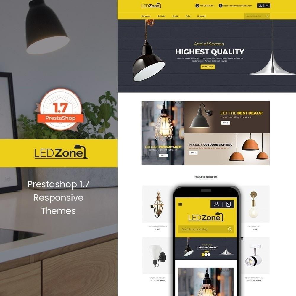 theme - Home & Garden - Ledzone Light House - 2