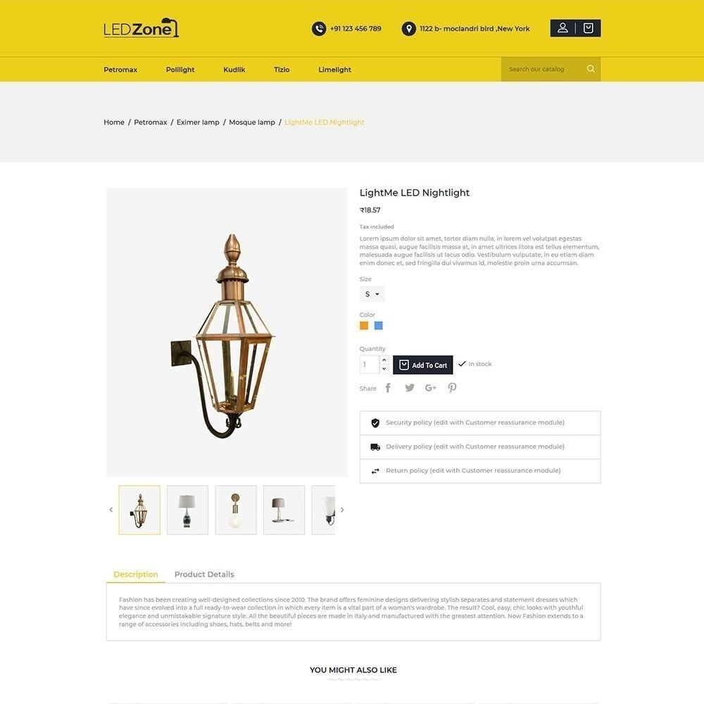 theme - Huis & Buitenleven - Ledzone Light House - 5