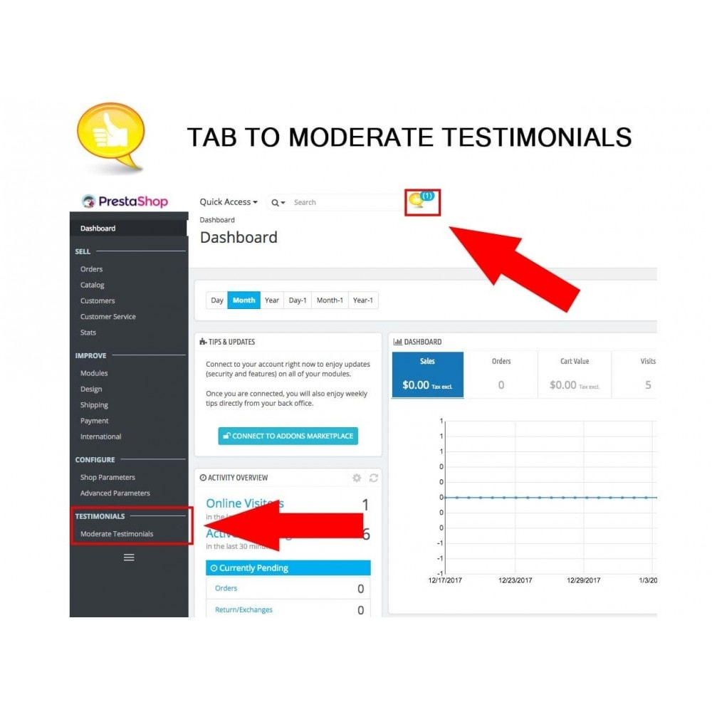 module - Comentarios de clientes - Shop Reviews + Avatars + Reminder + Rich Snippets - 26