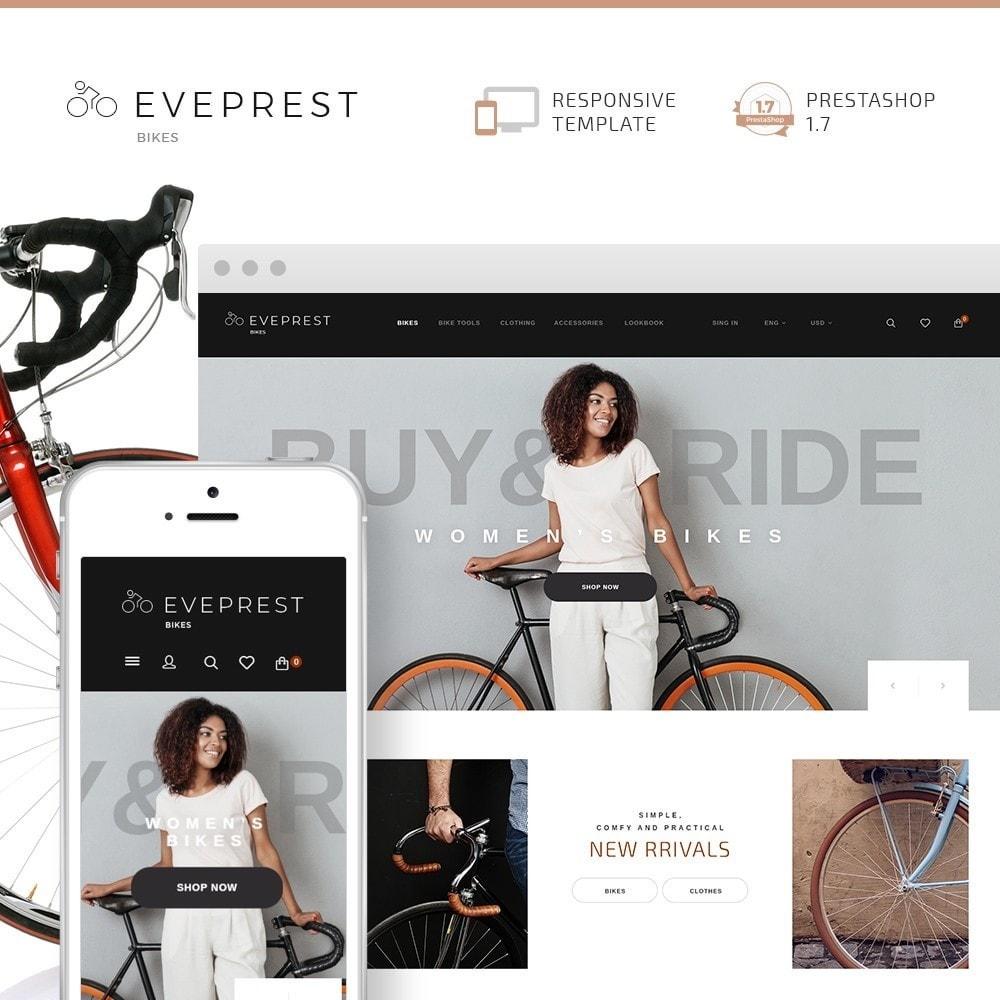 Eveprest - Bikes Store