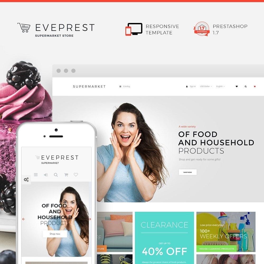 Eveprest - Supermarket Store