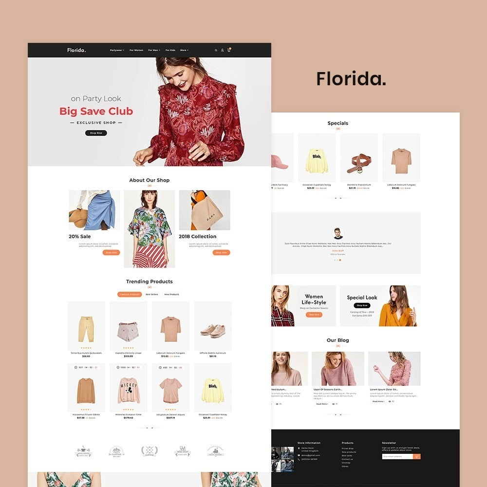 Florida Fashion Apparels