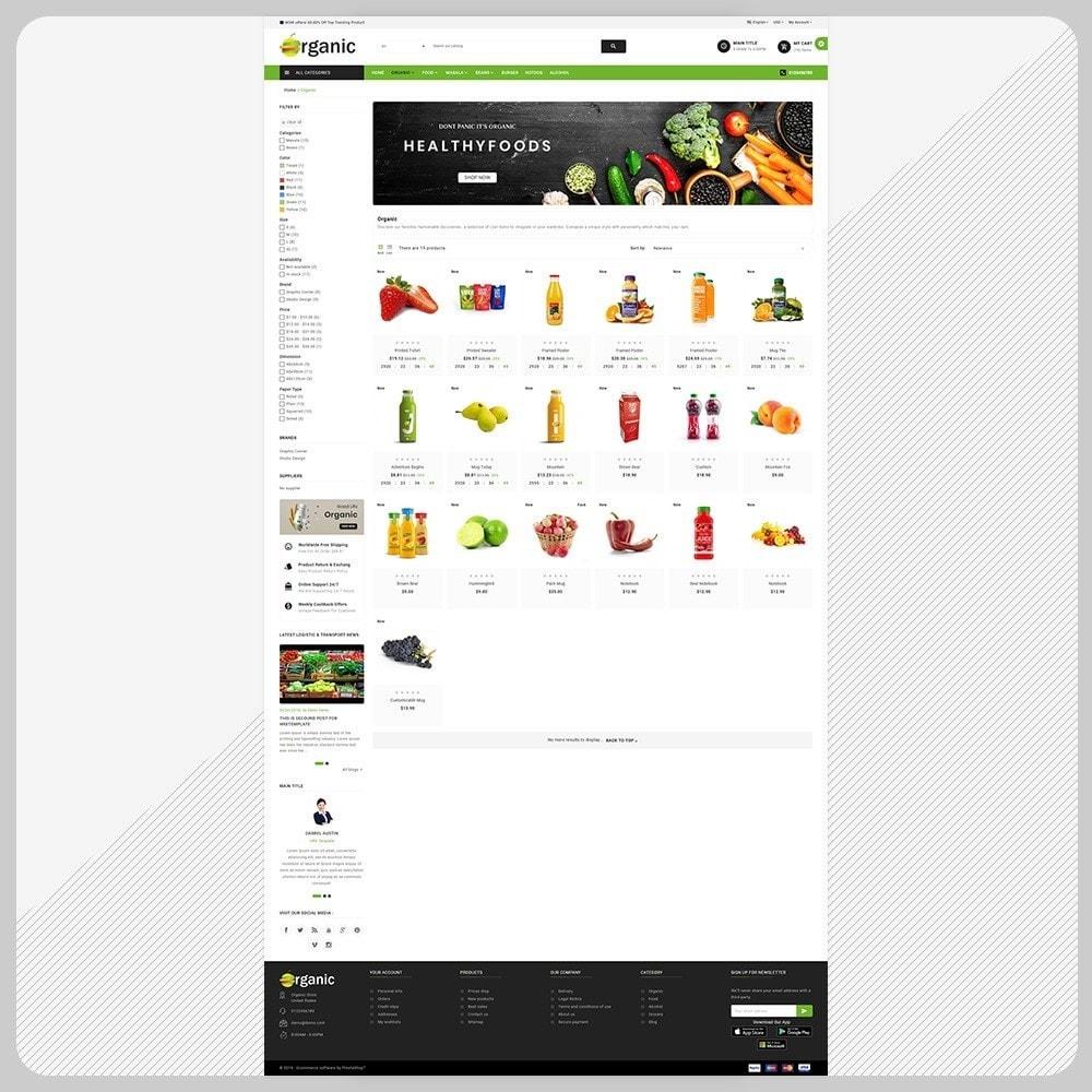 Organic - The Organic Big Store