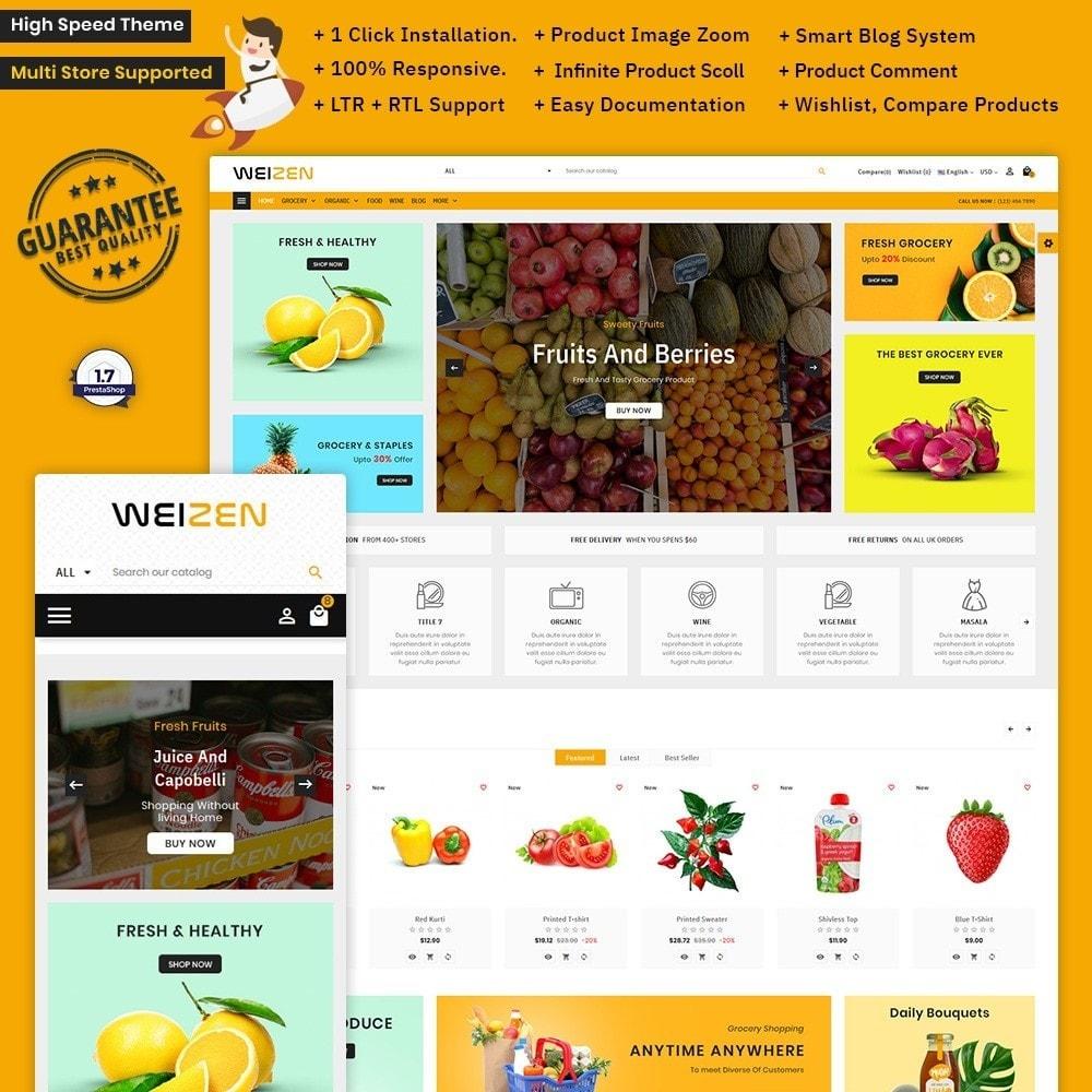 Weizen - Fresh Grocery Store
