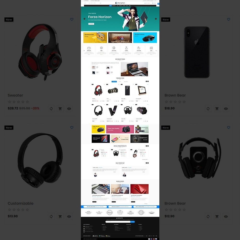 Fernsehen - Electronic Mega Store